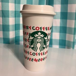 2019 Christmas Hot Cup from Starbucks